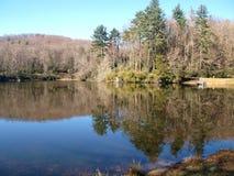 Озеро форел Стоковое фото RF