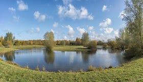 Озеро Хельсингборг Barnskogen стоковая фотография rf