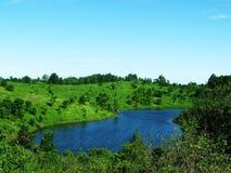 озеро чайника стоковое фото rf