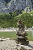 Озеро Черногория Jablan Стоковые Фотографии RF