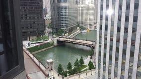 Озеро Чикаго Стоковое Изображение