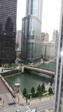 Озеро Чикаго Стоковое Фото