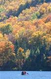 озеро шлюпки beautifel Стоковое Изображение RF