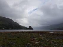 озеро Шотландия Стоковые Фото