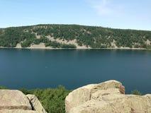 Озеро дьявол Стоковое Изображение RF