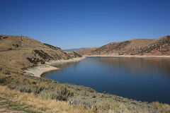 озеро Юта Стоковая Фотография RF