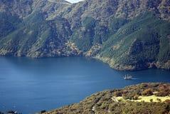 озеро японии ashi Стоковые Изображения RF