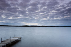 озеро 3 сумраков стоковое фото rf