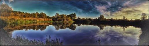 Озеро Стоковое фото RF