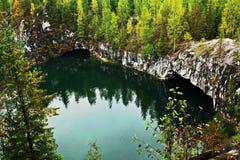 Озеро Стоковая Фотография