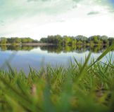 Озеро Стоковое Изображение RF