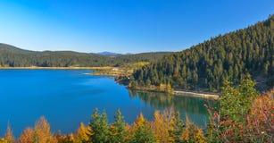 Озеро Abant в Bolu Стоковые Фотографии RF