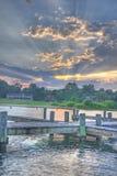 озеро anna Стоковое фото RF