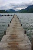 озеро annecy Стоковые Изображения