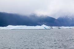 Озеро Argentino Стоковые Изображения