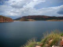 Озеро Argyle, Австралия Стоковое Изображение RF