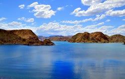 Озеро Atuhel в лете Стоковые Фото