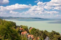 Озеро Balaton Стоковая Фотография