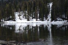 Озеро Barrett Стоковое фото RF