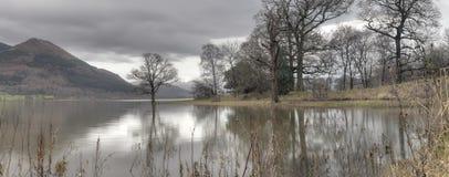 Озеро Bassenthwaite Стоковое Изображение