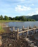 Озеро Bassenthwaite Стоковая Фотография