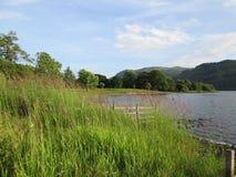 Озеро Bassenthwaite Стоковые Изображения RF