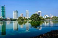 Озеро Beira Стоковая Фотография
