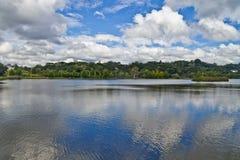 Озеро Bernardo Sao стоковые фото