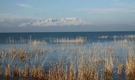 озеро beysehir Стоковое фото RF