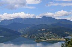 Озеро Bicaz Стоковое Изображение RF