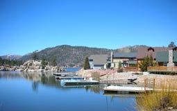 Озеро Big Bear Стоковые Фото