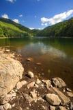 озеро biogradsko Стоковые Изображения RF