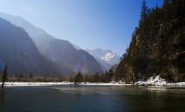 озеро bipengou Стоковые Фото