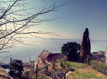 Озеро Boden Стоковое фото RF