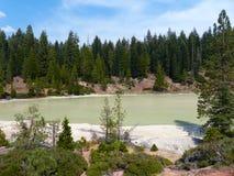 Озеро Boiling Springs Стоковые Изображения