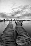 Озеро Bokod Стоковые Фотографии RF
