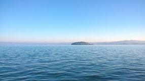 Озеро Bolsena Стоковые Фотографии RF