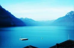 озеро brienz Стоковые Изображения
