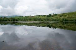 Озеро Brynteg Стоковое Изображение