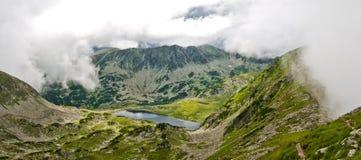 Озеро Bucura стоковое изображение