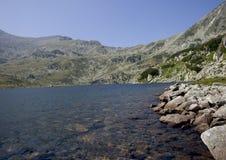озеро bucura Стоковая Фотография