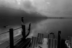 Озеро Caldaro Стоковые Фото