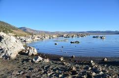 озеро 2008 california исключительнейшее mono одно устанавливает запад Стоковые Фото