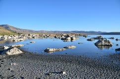 озеро 2008 california исключительнейшее mono одно устанавливает запад Стоковые Изображения
