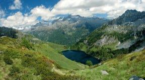 озеро campo Стоковое фото RF