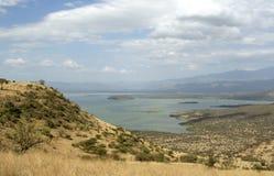 озеро chamo стоковое изображение rf