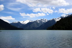 Озеро Cheakamus Стоковые Изображения RF