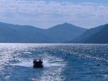 Озеро Chelan, WA Стоковое Изображение