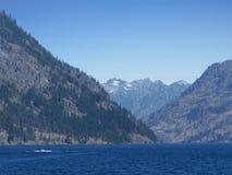 Озеро Chelan, WA Стоковые Изображения