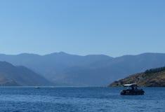 Озеро Chelan, WA Стоковое фото RF